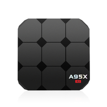 Factory Price A95X R2 S905w Quad core 1G RAM 8G ROM Android 7.1 internet android tv box