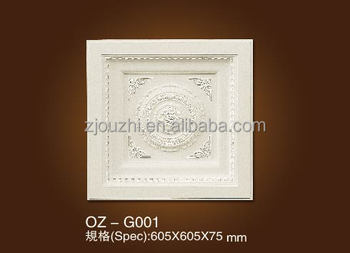 PU Ceiling medallions for interior home