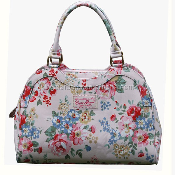 candy flowers bag
