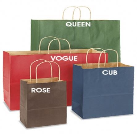 2014 shopping gift paper bag best material 100% manufacturer