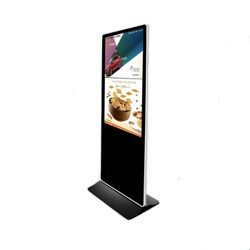 55 Inch Floor Stand Smart Board Video Player Buy 55 Full Hd Ad