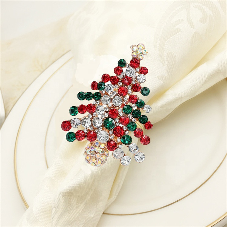 Sparkle napkin rings napkins rings fancy NH-50