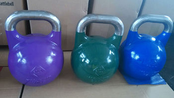 High Grade Colorful Competition Fillable Kettlebell Buy