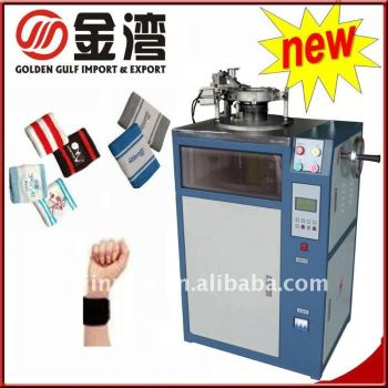 Wrist band machine/Sports wrist protector/bands machine/
