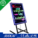 2016 advertising products neon outdoor running message text led display board