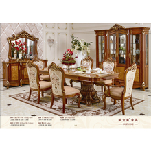 Elegant Living Room Sets Table 6 Chairs Set Dining Furniture