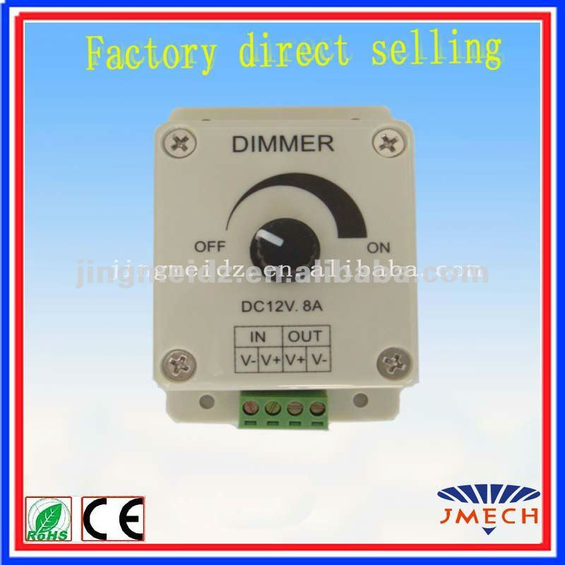 12v Single Color Dimmer Switch