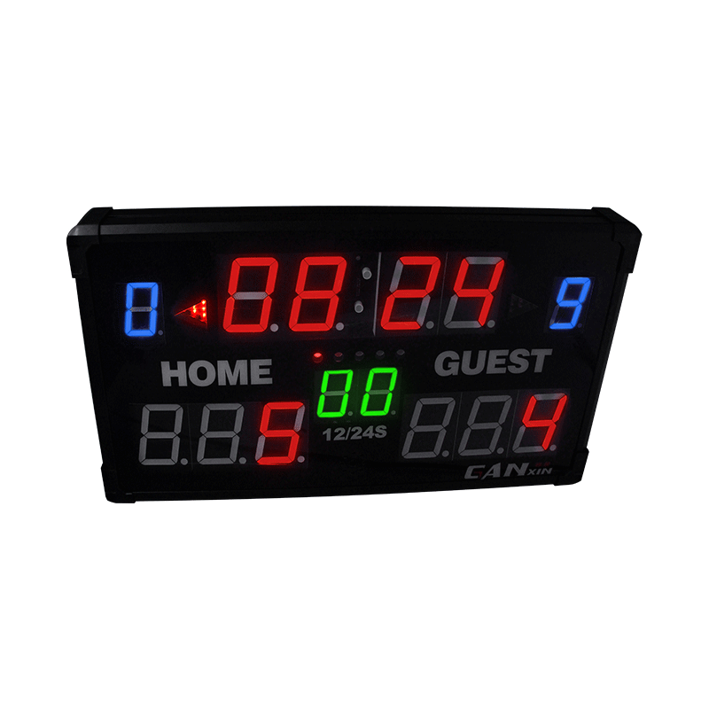 Ganxin Icehockey Dart Elettronico Scoreboard, Foto Quadro di Valutazione Interna A Led Display