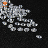 Factory price AAA grade synthetic white cubic zirconia oval shape cz stone