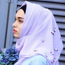 2018 Fashion Hot Hijab Sexy Women Scarf