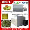 Stainless steel CE approved dried fruit machines/machine to dry fruits/raisins drying machine