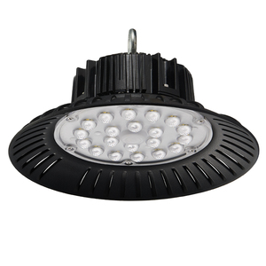 Online Wholesale Cooling Fan 70 100 150 200 Watt UFO LED High Bay Light