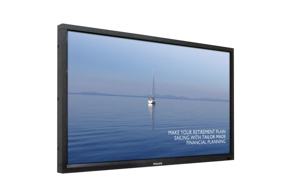 Philips BDL3250EL 32 inch Class ( 31.55 inch viewable ) LED-backlit LCD flat panel display - 1080p (FullHD) - edge-lit