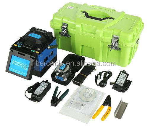 Supply fibre optical fusion splicer 1688H with fiber optic stripper and cleaver