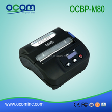 OCBP-M80 3 inch portabel printer label printer <span class=keywords><strong>bluetooth</strong></span>