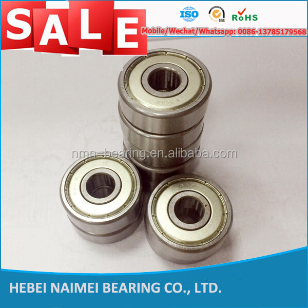 6001-ZZ metal shields bearing 6001 2Z ball bearings 6001 ZZ Qty.100