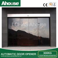 Ahouse sliding glass door opener,automatic doors