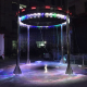 Outdoor or Indoor Water Features Graphical Digital Water Curtain