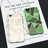 Cool Grid Lattice Chequer Soft TPU Phone Case Back Cover For iPhone 5/5C/5S/5SE/6/6s plus