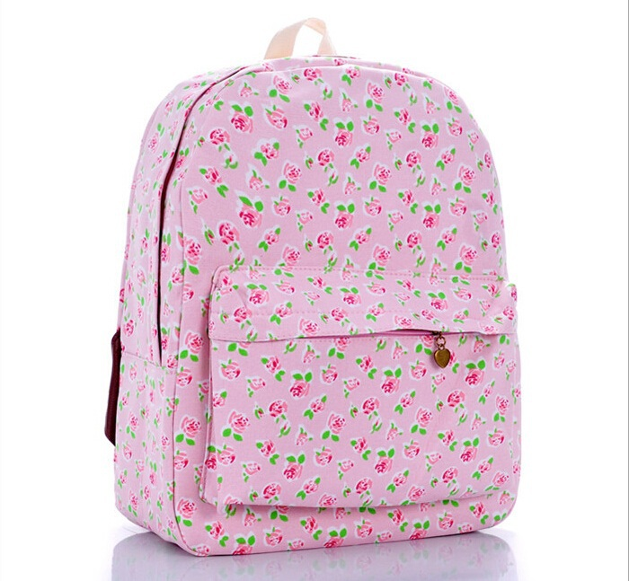 Cheap Pink Flower Backpack, find Pink Flower Backpack deals on ...