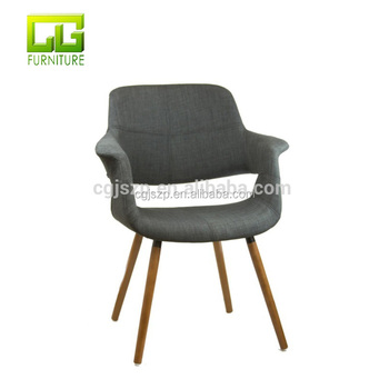 Wooden Frame Upholstery Dining/lounge/office/arm Chair - Buy Solid ...