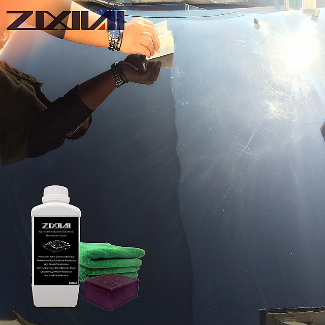 ZIXILAI Diamond 9H car paint permanent nano ceramic <strong>coating</strong>