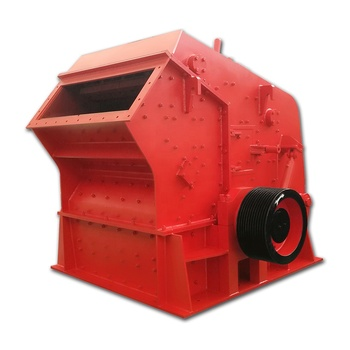 Factory direct supply coal concrete impact crusher with best service