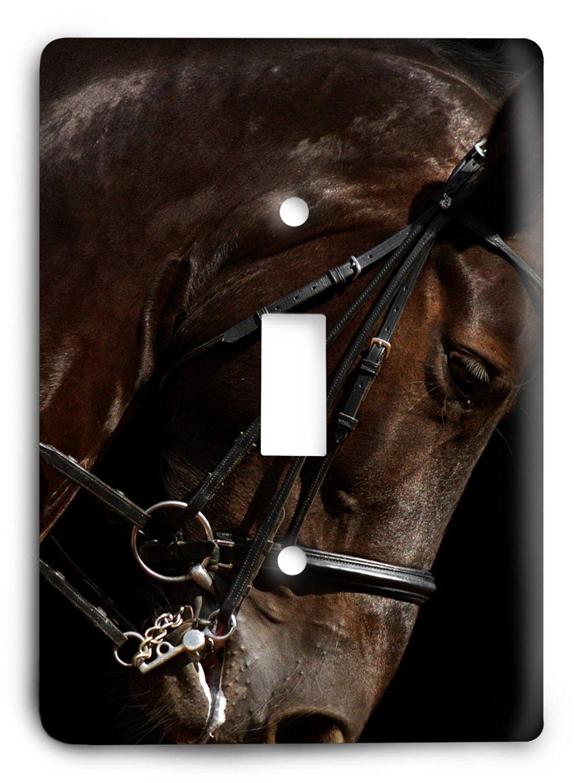 Horse Breed G5v1 Light Switch Cover