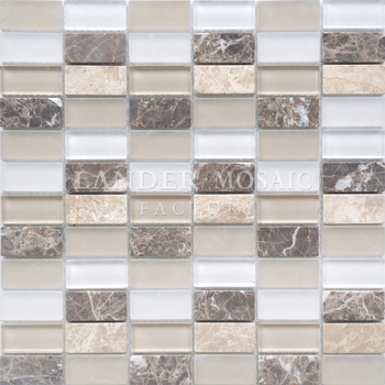 Hard Wearing Matt Finish Glass Mosaic Wall Tile For Kitchen Backsplash -  Buy Hard Wearing Mosaic,Glass Wall Tile,Kitchen Backsplash Tile Product on  ...