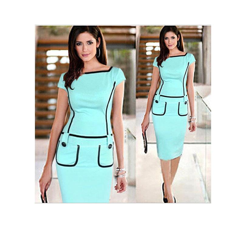 7519d64d3c Get Quotations · 2015 New Sexy Women Casual Plus Size Dress Femininos  Tropical Sport Vestidos Cotton Dress American Apparel