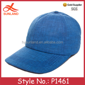 P1461 high quality bump blue snapback baseball cap hard hat
