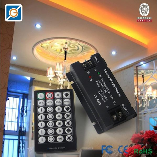 Multi-Channels RF wifi artnet dmx remote controller
