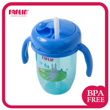 FARLIN High Quality Plastic 240ml Baby Sippy cup with Handles