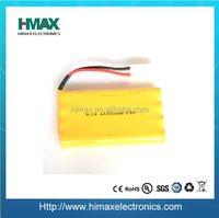 ni-cd 7.2v 500mah~1100mah for rc toy battery pack