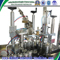 factory price aerosol spray paint filling machine from china biggest manufacturer