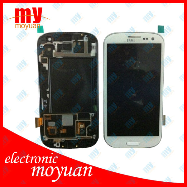 replacement lcd for samsung galaxy lcd for s3 i9300