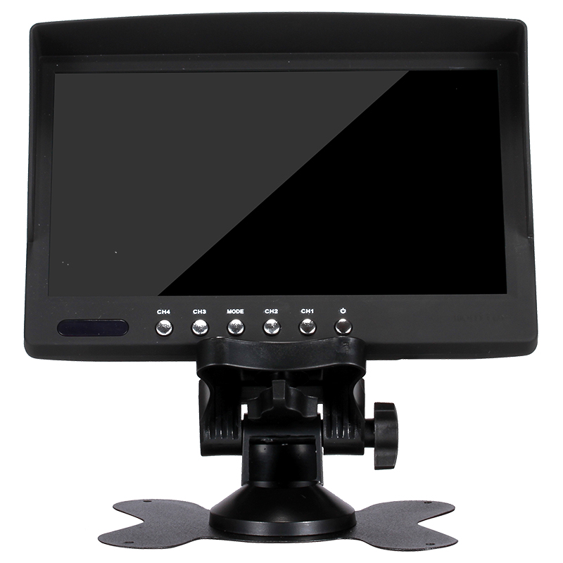 Chinese supplier cheap 7 inch tft lcd <strong>car</strong> sun <strong>visor</strong> tv <strong>car</strong> monitor