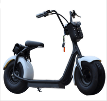 50km/h HIGH SPEED Electric Bike 800W/1000W/1500W City Coco Electric Scooter with big Tire
