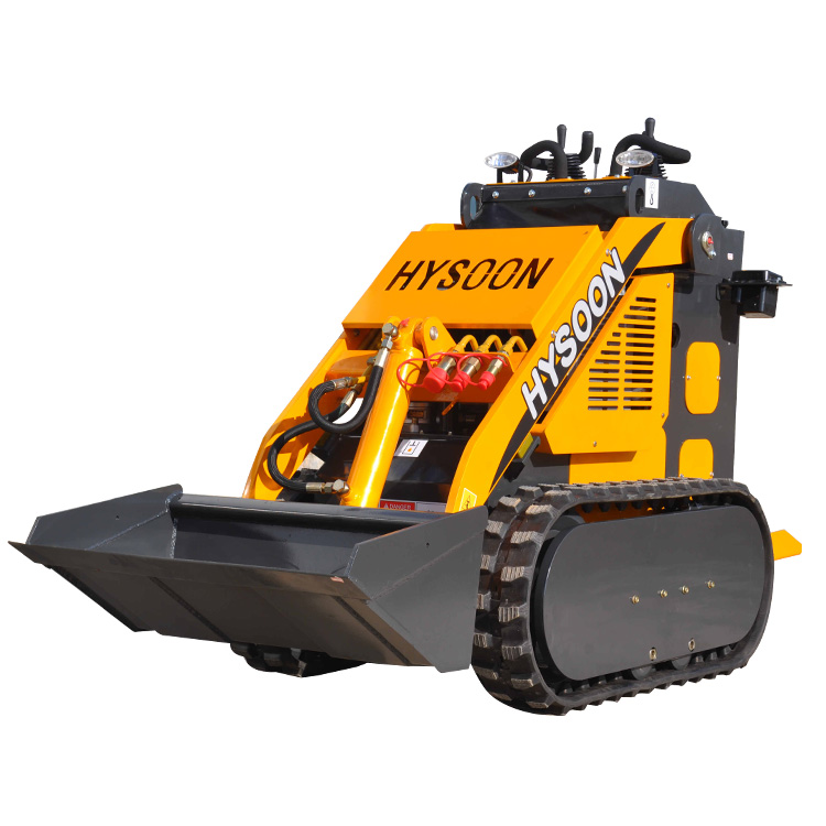 Hysoon mini skid steer loader para venda