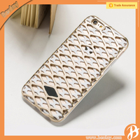 Cell Phone Accessories 2016 2 in 1 PC Case Cover Housing For Iphone 6S