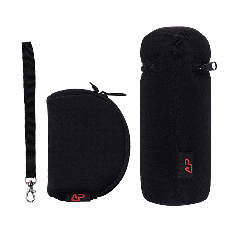 Portable Lycra Zipper Flip 3 case