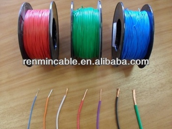 Surprising Pvc Insulated Copper Wire House Wiring Electrical Cable Types Of Wiring 101 Akebretraxxcnl