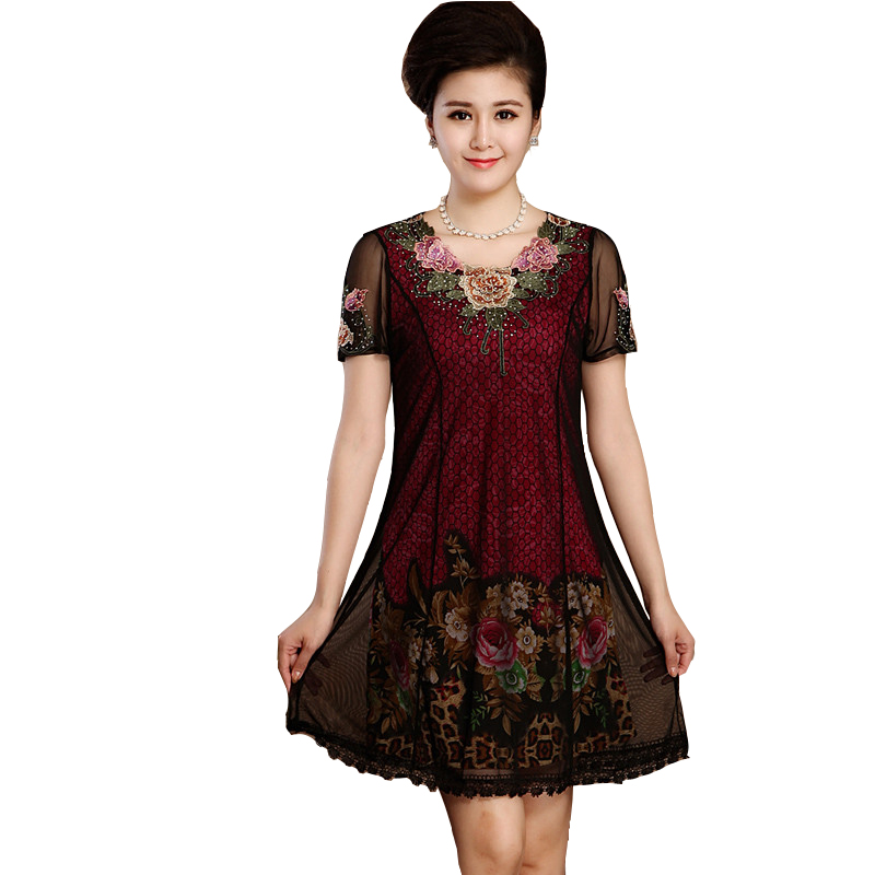 Womens Summer Dresses 2016 Summer Hot Sale Chinese Style ...