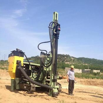 Z115Y All Series Dth Blast Hole Drill Rig Down The Hole Water Well Drilling Machine