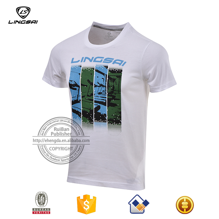 Design Men Sport Shirts Training Wear
