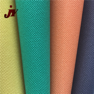 Jinyi Factory High quality DTY 600*300D polyester oxford fabric pvc coated backpack materials