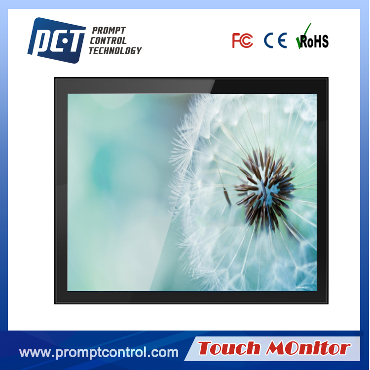 5:4 Square Open Frame 10.1/12.1/15 / 17 19 inch Industrial LCD 15 inch capacitive touch screen usb monitor