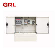 Electrical 400V distribution panel board