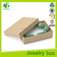 Kraft Jewelry paper box small gift boxes for sale boxes for gifts