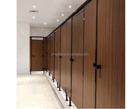 12MM Used bathroom partitions / gym room shower / toilet cubicles